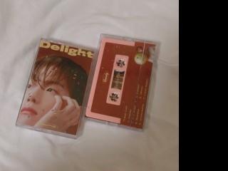 백현 솔로 앨범 카세트 테이프