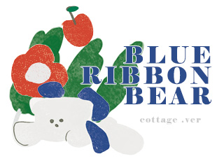 [Blue Ribbon bear] cottage life . ver