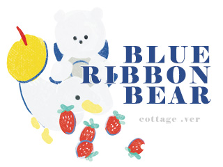 [Blue Ribbon bear] little picnic . ver
