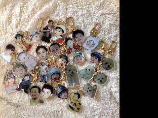 nct 아기시티 키링&대갈이키링 2차 판매 입금폼 (엔시티)